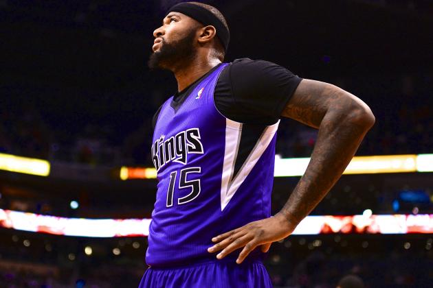 The Case for DeMarcus Cousins as the Best Center in the NBA