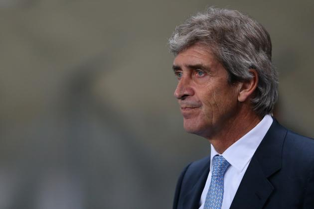 Complete Analysis of Manuel Pellegrini's 1st 6 Months at Manchester City