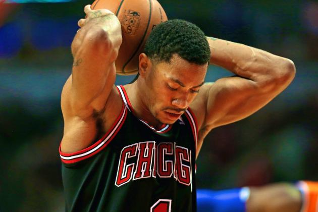 Are Chicago Bulls Making Right Long-Term Bet on Derrick Rose?