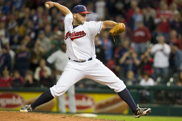 Indians, Justin Masterson Will Talk Multiyear Deal