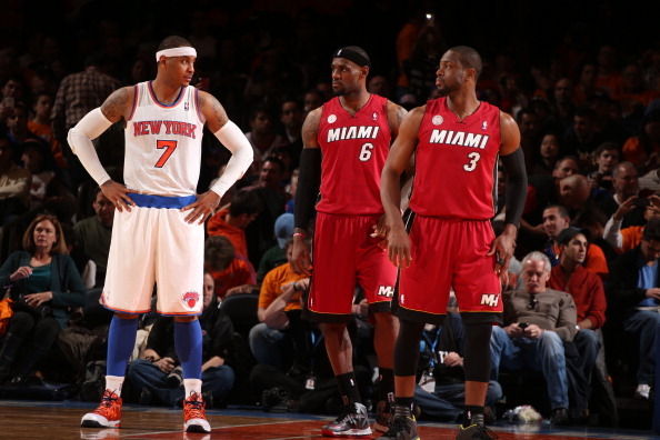 What Carmelo Anthony Should Have Learned from LeBron James