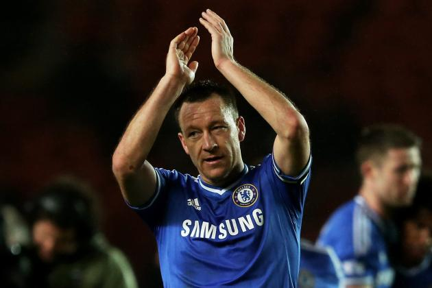 B/R Exclusive: John Terry Talks Mourinho and Chelsea's Title Chances