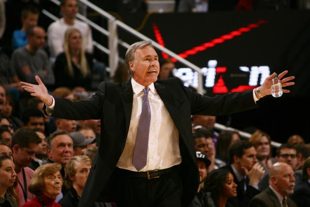 Mike D'Antoni's Dark Humor Getting Darker with Each Laker Loss