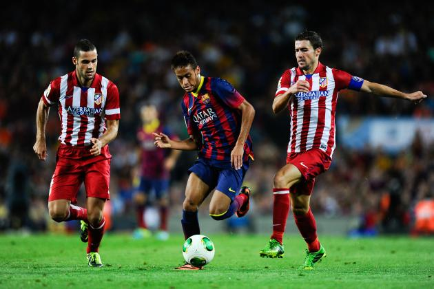 Atletico Madrid vs. Barcelona: Date, Time, Live Stream, TV Info and Preview