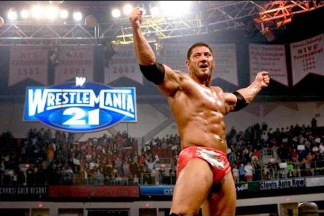 Analyzing Batista's Road to 2014 WWE Royal Rumble
