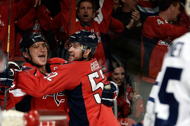 Capitals Beat Maple Leafs 3-2