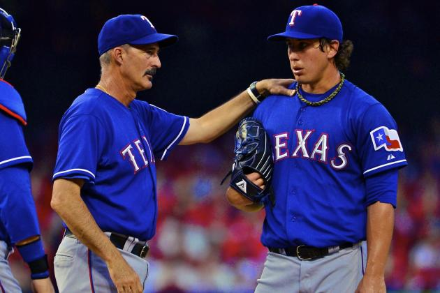 What Rangers Must Do to Upgrade Rotation Following Derek Holland Injury