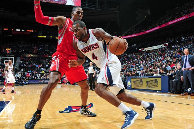 Houston Rockets vs. Atlanta Hawks: Live Score and Analysis