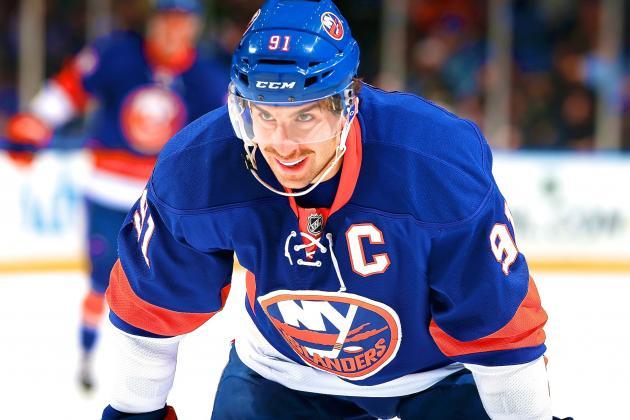 Is New York Islanders Star John Tavares Approaching the Sidney Crosby Level?