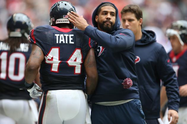 Breaking Down the Houston Texans' 2014 Salary Cap: Where Is Money Best Spent?