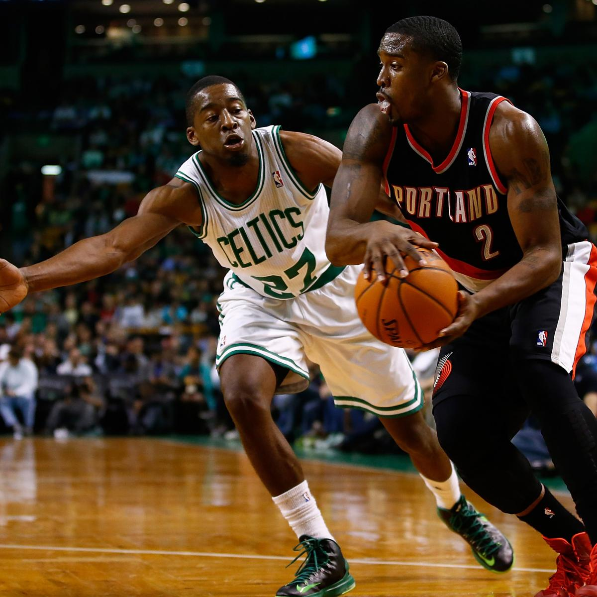 Portland Trail Blazers Roster 2014: Boston Celtics Vs. Portland Trail Blazers: Live Score And