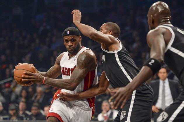 Miami Heat vs. Brooklyn Nets: Postgame Grades and Analysis