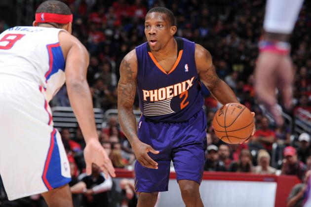 Will Phoenix Suns' Cinderella Season Continue Despite Eric Bledsoe's Injury?