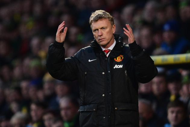 David Moyes Is Employing the Well-Worn Tactic of Criticising Referees