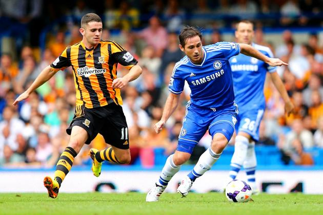 Charting Chelsea's Premier League Progress Since Opening Day Win Over Hull City
