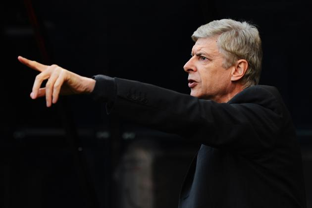 Arsenal Transfer News: Arsene Wenger Hints at Closed Window for Gunners