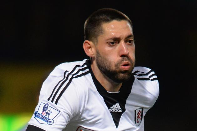 Dempsey Gets the Start for Fulham