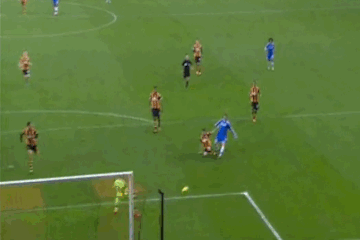 GIF: Fernando Torres Seals Chelsea's Win over Hull