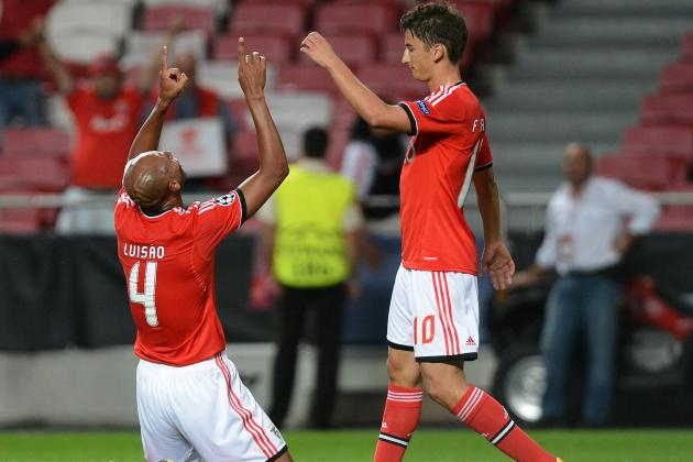 Benfica vs. Porto: Date, Time, Live Stream, TV Info and Preview