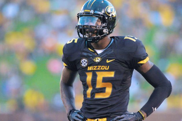 Missouri WR Dorial Green-Beckham Arrested on Suspicion of Drug Possession