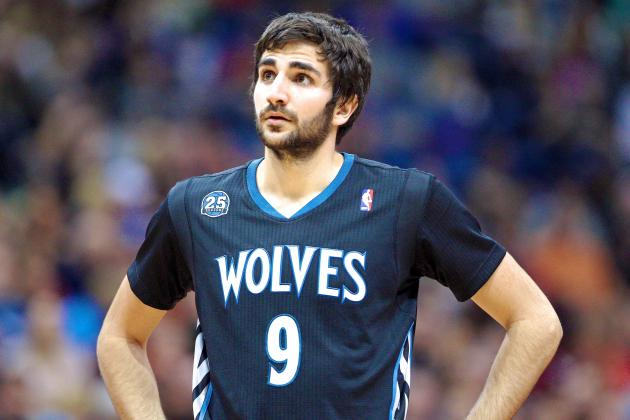 How Worried Should Timberwolves Be About Ricky Rubio's Awful Shooting?
