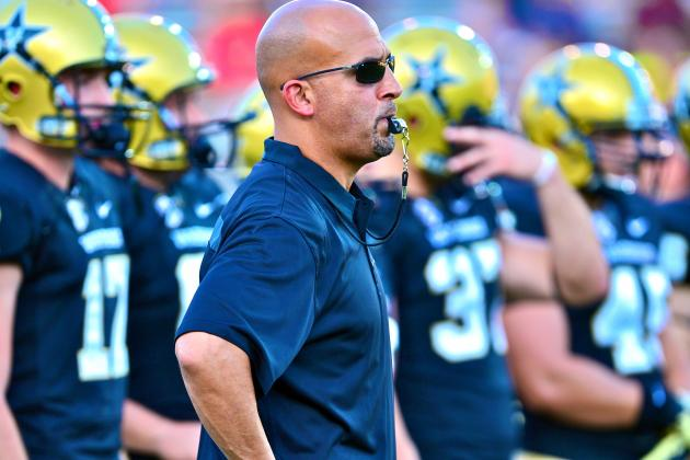 Penn State Football Gets It Right with James Franklin