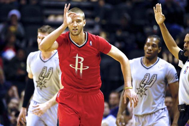The Value of Chandler Parsons to the Houston Rockets Can't Be Overstated