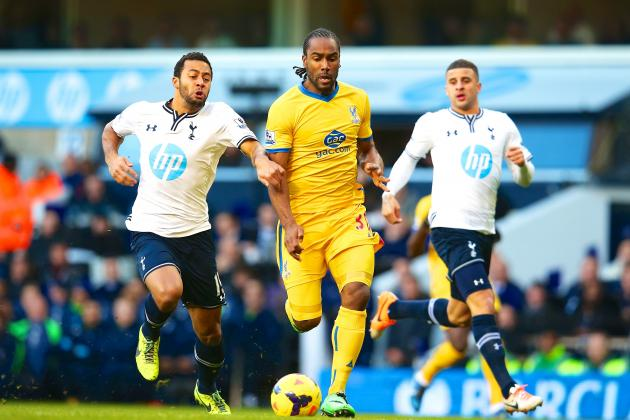 Tottenham vs. Crystal Palace: Premier League Live Score, Highlights, Report
