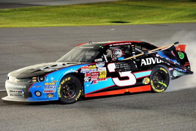 Dale Earnhardt's Famous No. 3 Returns to Cup Series at Daytona