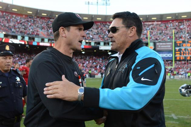 What Twitter's Saying About San Francisco 49ers vs. Carolina Panthers