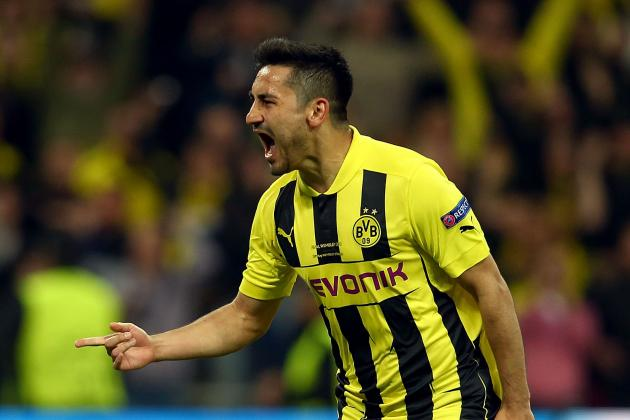 Manchester United Transfer News: Dortmund's Ilkay Gundogan Must Be Pursued