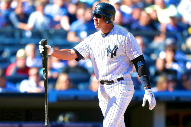 Alex Rodriguez Loses Biogenesis Appeal, Will Begin 162-Game Suspension