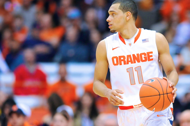UNC vs. Syracuse: Live Score, Highlights and Reaction