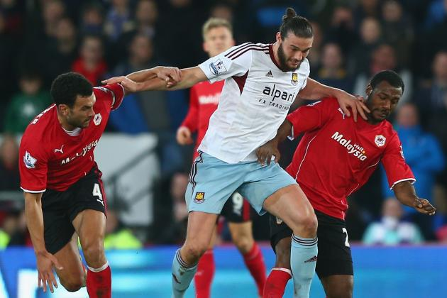 Andy Carroll Injury: Updates on West Ham Star's Foot and Return