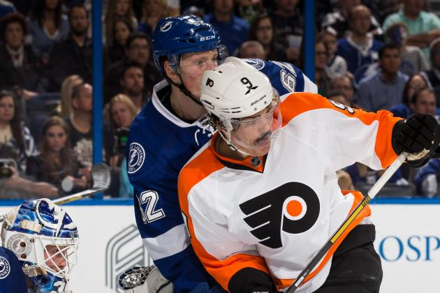 ESPN Gamecast: Tampa Bay Lightning vs. Philadelphia Flyers