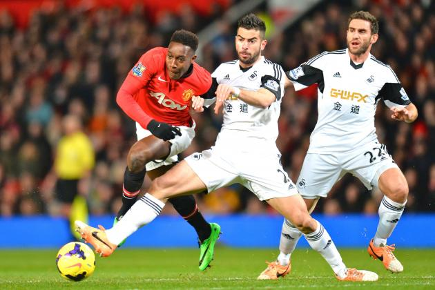 Manchester United vs. Swansea: Premier League Live Score, Highlights, Report