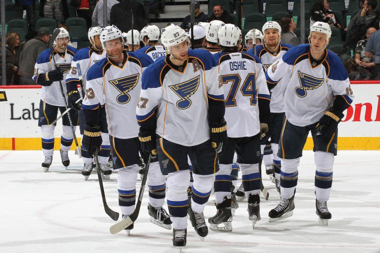 Breaking Down How the St. Louis Blues Built a Stanley Cup Contender