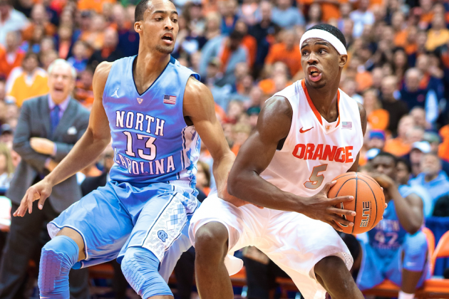 UNC vs. Syracuse: Score, Grades and Analysis