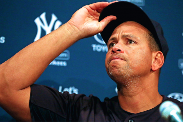 What 162-Game Ban Means for Alex Rodriguez's Yankees, Baseball Future