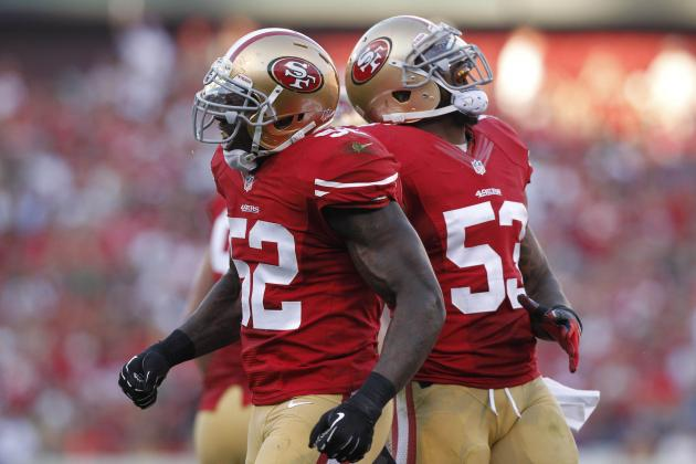 NaVorro Bowman and Patrick Willis Go to School on Panthers Offense