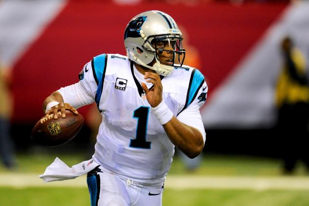 W2W4: 49ers at Panthers