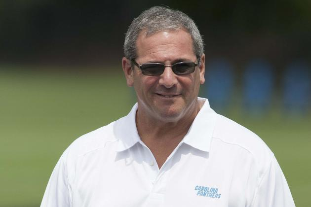 Panthers GM Dave Gettleman Cobbled Together Pieces of Playoff Roster