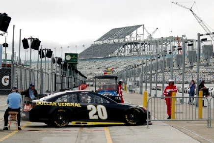 FYI WIRZ: NASCAR Drivers Talk Best Part of Long, Fast Sprint Cup Season