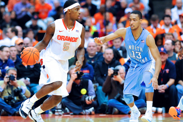 Syracuse Continues to Perfect Its Championship Blueprint With Big Win over UNC