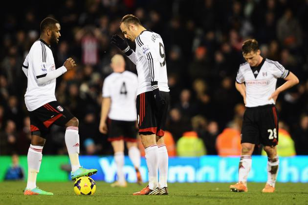 Barclays Premier League Table Week 22: Examining Saturday's Big Disappointments
