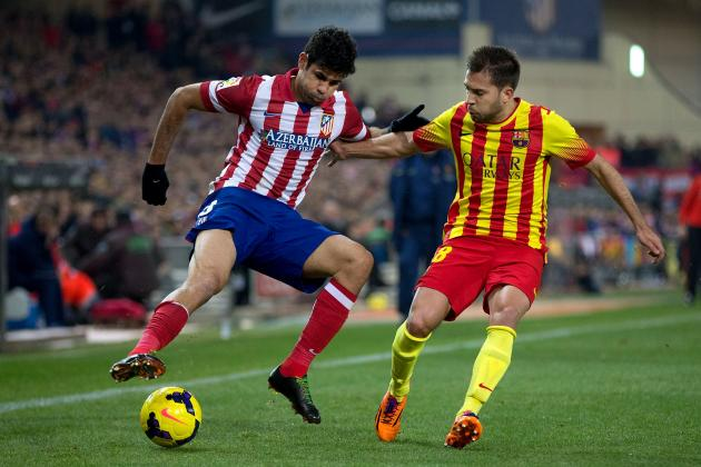 Atletico Madrid vs. Barcelona Score, Grades and Post-Match Reaction