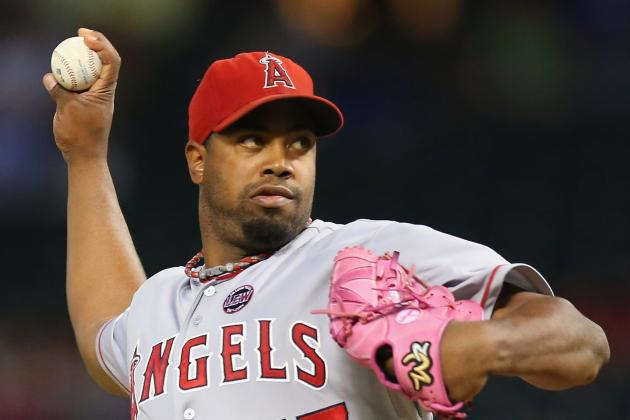 Report: Rangers Making Progress with Free Agent Right-Hander Jerome Williams