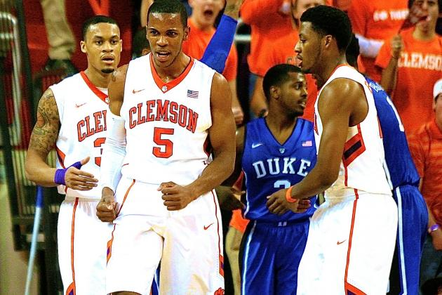 Duke vs. Clemson: Score, Recap and Analysis for Tigers Upset Win