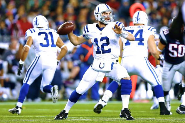 How Bill Belichick, Patriots Defense Can Hold Red-Hot Andrew Luck in Check