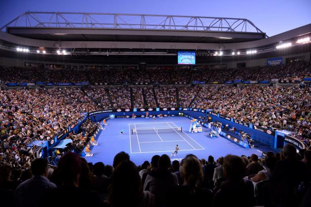 Australian Open 2014 TV Schedule: How to Watch Season's 1st Grand Slam Event